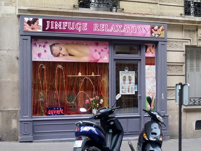 massage paris 17