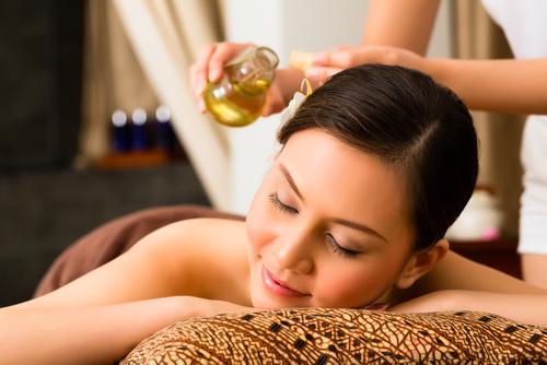 Massage à l'huile d'argan bio paris 17ème